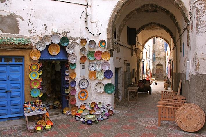 ceramiche coloratissime