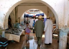 il mercato del pesce