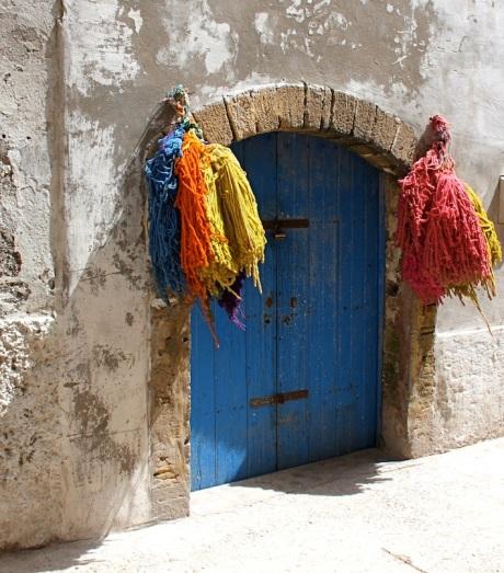 lana lasciata ad asciugare