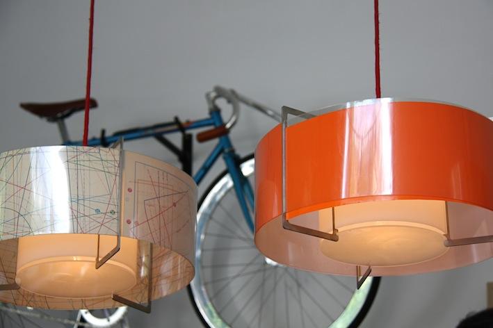 gli splendidi lampadari