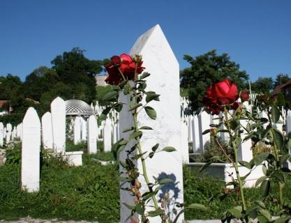 il cimitero dei Martiri di Kovači