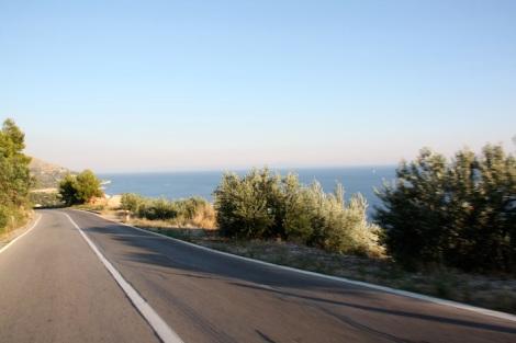 le strade perfette di Hvar