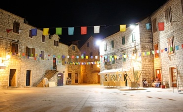 il centro di Stari Grad