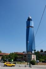 L'Avaz Twist Tower, un simbolo della rinascita