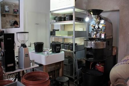le macchine per la tostatura