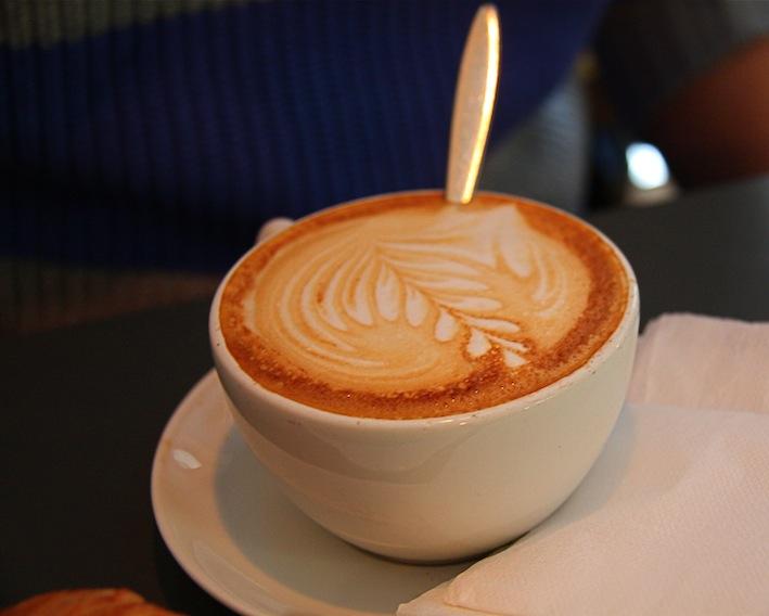 un cappuccino perfetto