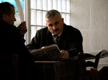 in un bar di Anadolu Kavağı
