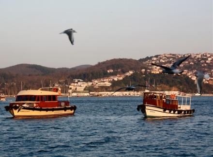 dove il Bosforo è quasi Mar Nero
