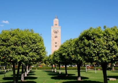 la moschea Kutubiyya