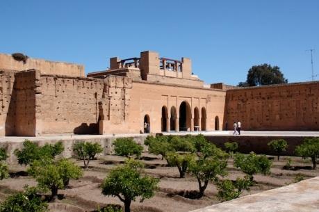Palais El Badii