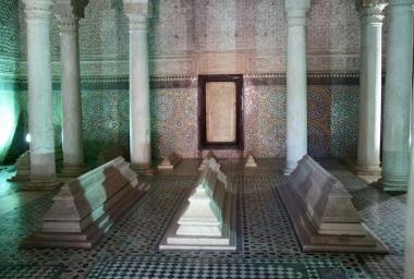 Tombe dei Saaditi