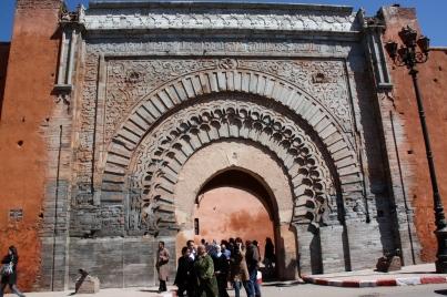Bab Agnaou, una delle porte della Medina
