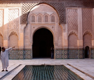 Madrasa di Ben Youssef