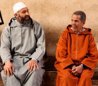 chiacchiere nei vicoli della Medina