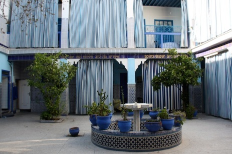 la sinagoga della Mellah