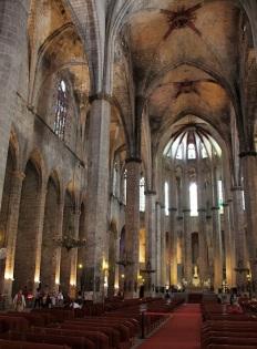 l'altissima navata