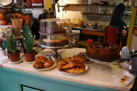 Le torte e le brioches