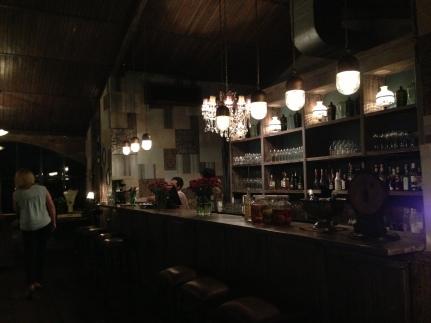 la zona bar