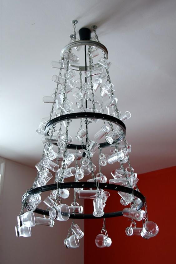 il lampadario