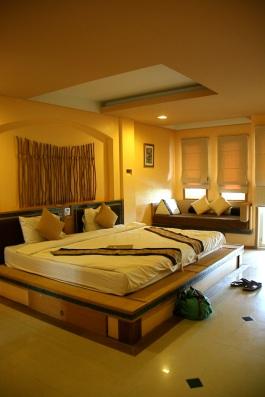 la nostra camera al Montra Resort