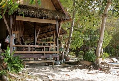 area massaggi sulla spiaggia