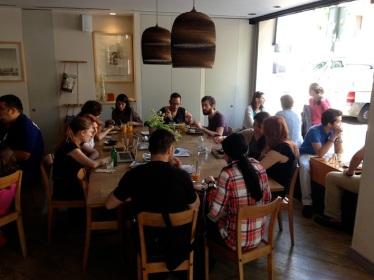 il tavolo comune