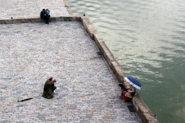 scorci di vita sul fiume