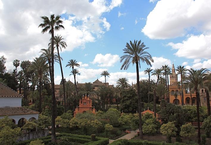 i Jardín de Carlos V