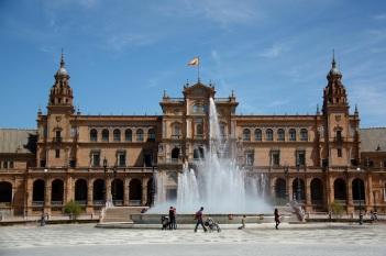 Placa de Espana