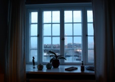 la nostra finestra affacciata sul mare