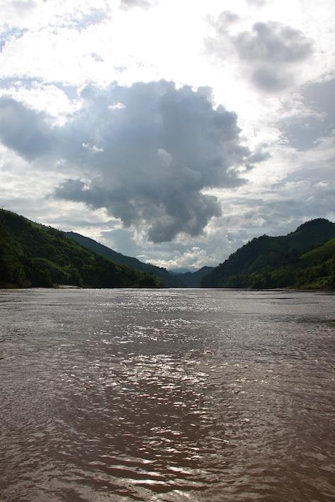 l'ampiezza incredibile del Mekong