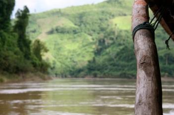 la vista dalla slow boat