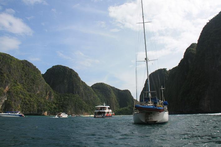 verso Maya Bay