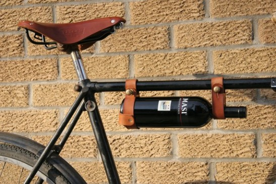 Bicycle wine rack / 20 euro su Etsy.com