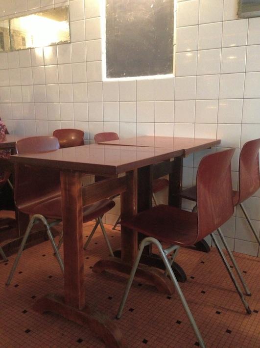 i bei tavoli