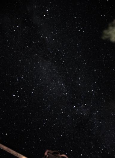 il cielo più stellato di sempre