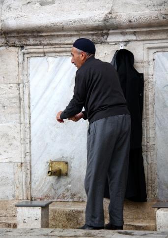alla Moschea