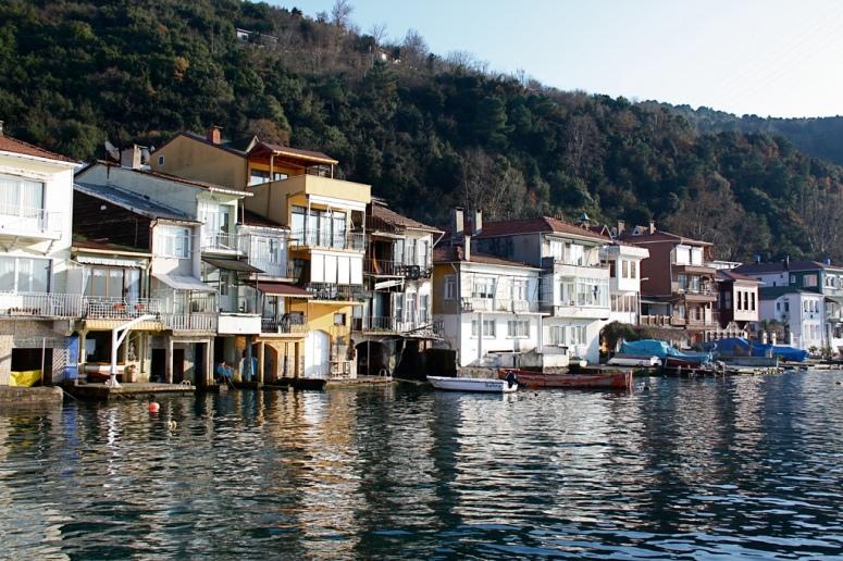 il villaggio di Anadolu Kavağı