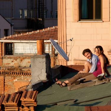 nascondigli sui tetti