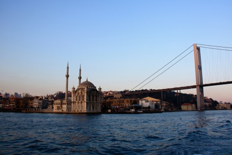 all'ombra del ponte