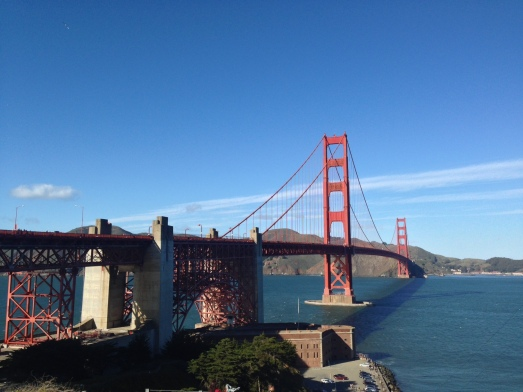 il Golden Gate Bridge