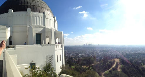 il Griffith Observatory
